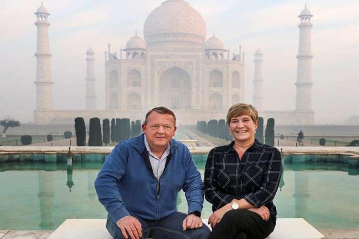Prime Minister of Danmark Lars Lokke Rasmussen- India TV