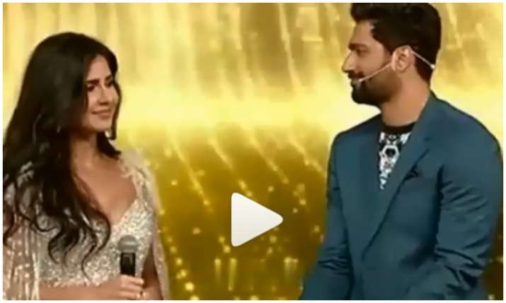 katrina kaif and vicky kaushal- India TV