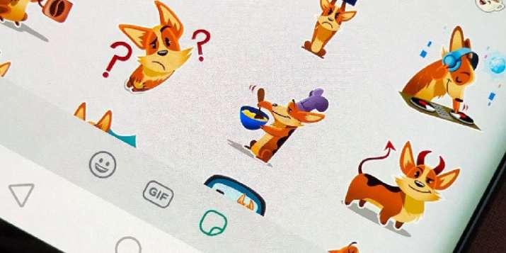 whatsapp stickers- India TV Paisa