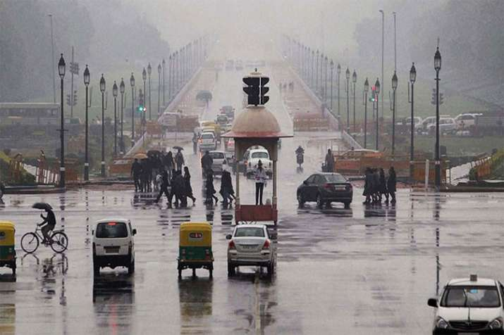 IMD issues rainfall with hailstorm and snowfall warning...- India TV