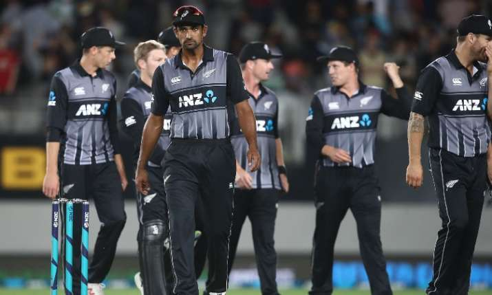 New Zealand Cricket Team- India TV