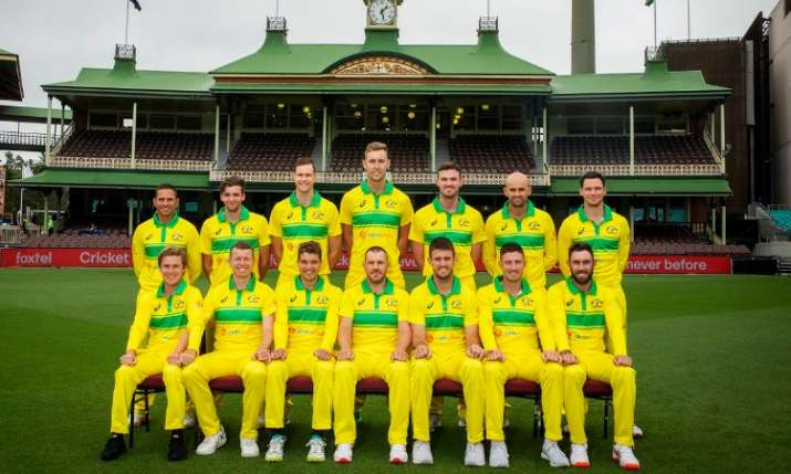 Australian Cricket Team- India TV