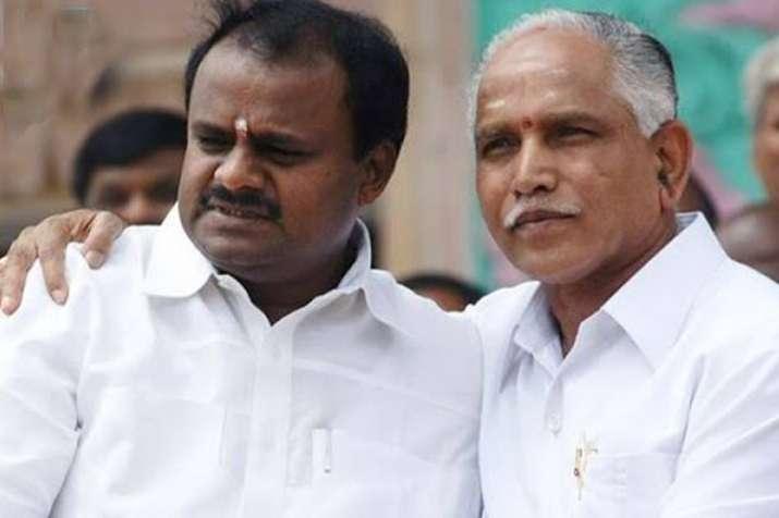 कर्नाटक में बीजेपी ला सकती है अविश्वास प्रस्ताव, BJP विधायकों ने गुरुग्राम में डाल रखा है डेरा- India TV