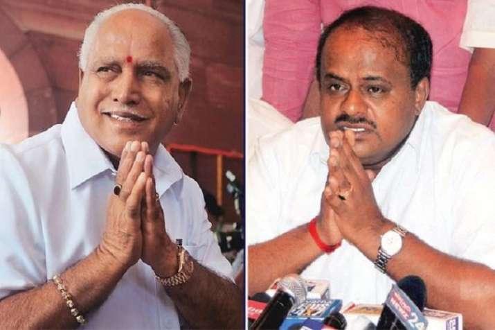 कर्नाटक में सत्ता...- India TV