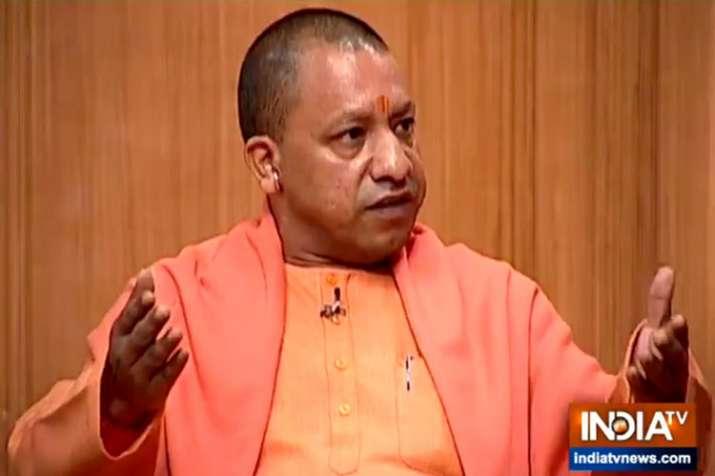 yogi adityanath in aap ki adalat- India TV
