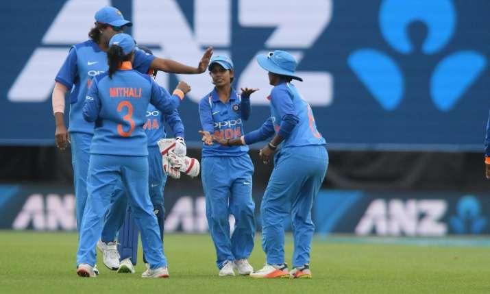 Indian Women cricket Team- India TV