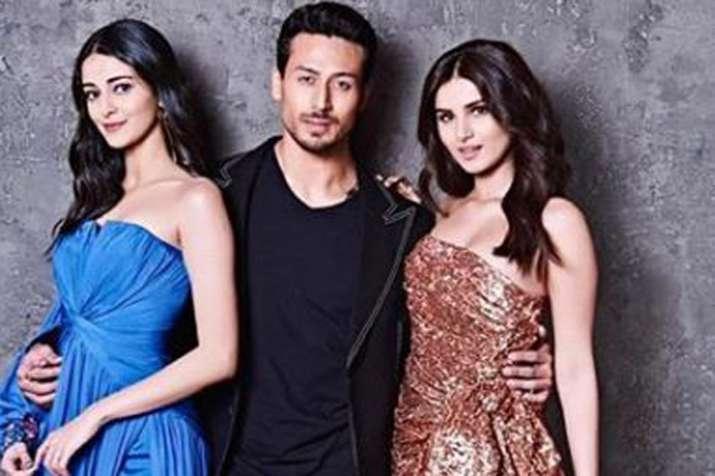 Tiger Shroff, Ananya Panday, Tara Sutaria- India TV