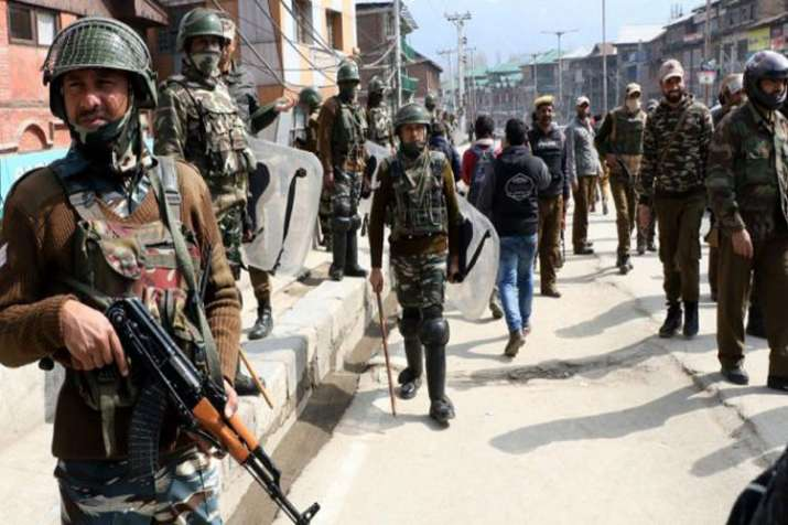 150 people, most from Jamaat-e-Islami, detained in Jammu and Kashmir- India TV