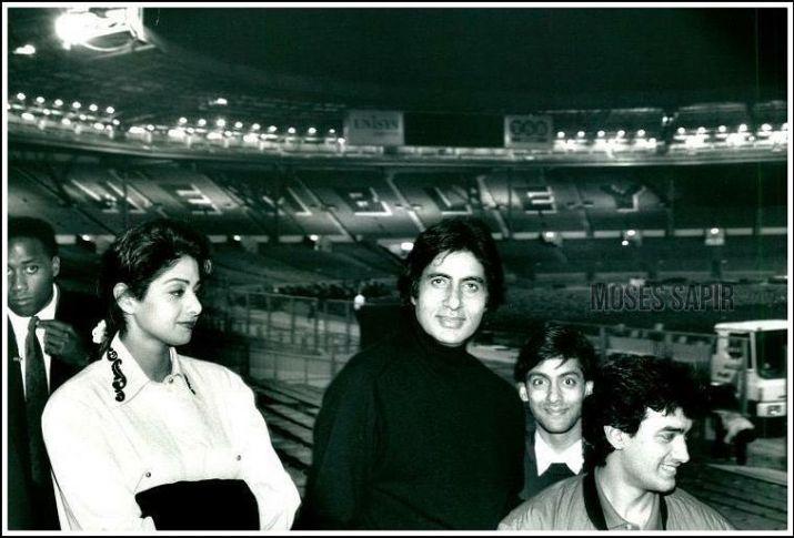 Amitabh bachchan, sridevi, salman khan and aamir khan- India TV