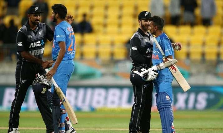 India vs New Zealand, 2nd T20I- India TV