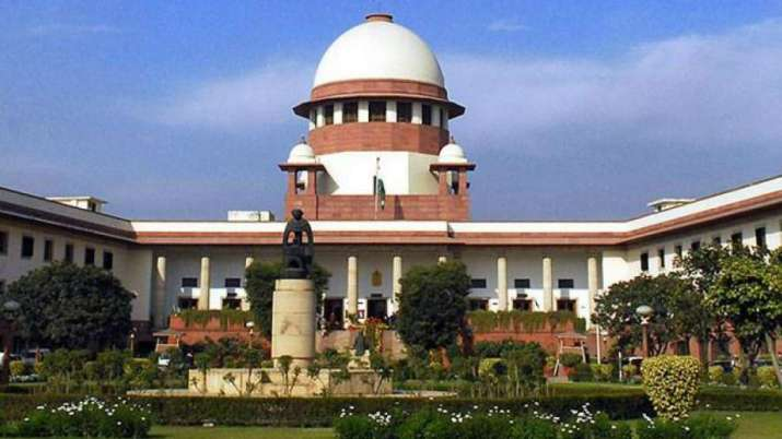 Petition filed in supreme court against of persons...- India TV