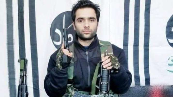 Terrorist adil Dar- India TV