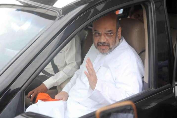 अमित शाह आज गुजरात में अपने घर से करेंगे 'मेरा परिवार-भाजपा परिवार' अभियान की शुरुआत- India TV