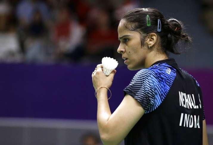 पीवी सिंधू को हराकर साइना फिर बनी राष्ट्रीय चैम्पियन, सौरभ की खिताबी हैट्रिक - India TV