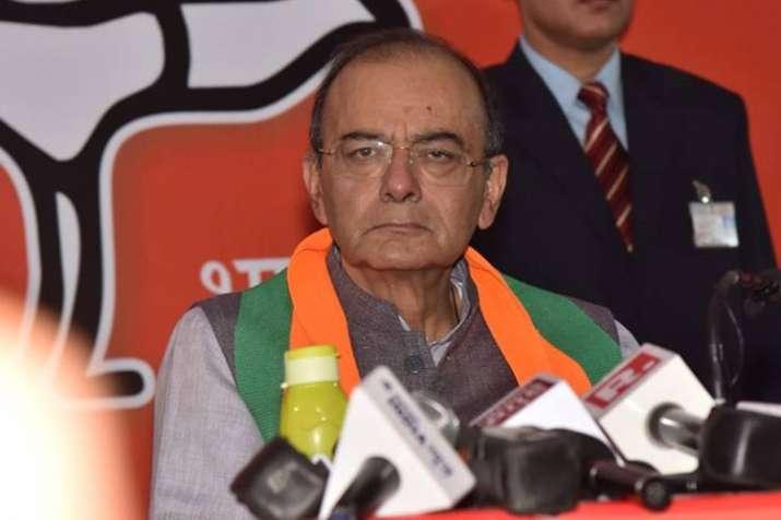 Congress attack on CAG based on falsehood, says Arun Jaitley | Facebook- India TV