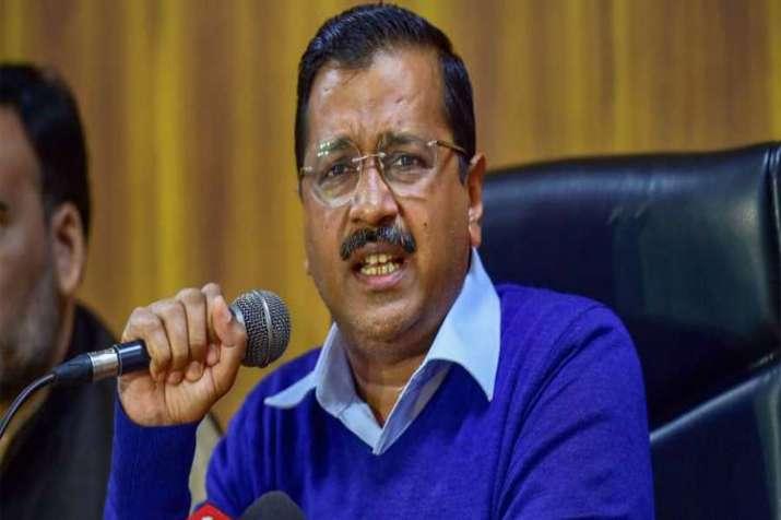 Arvind Kejriwal postponed his indefinite hunger strike for full statehood of Delhi after air strikes- India TV