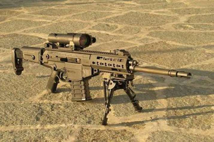 Contract for assault rifle finalized - India TV