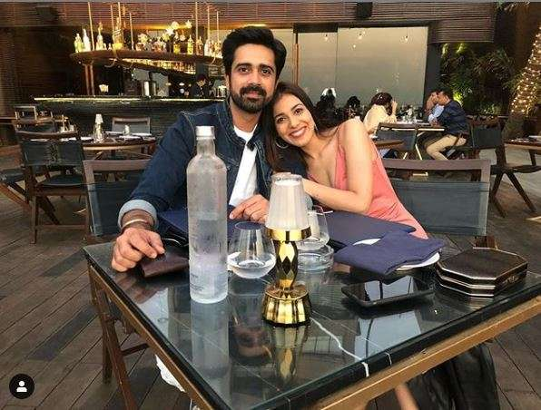 Iss Pyaar Ko Kya Naam Doon actor Avinash Sachdev dating Palak Purswani- India TV