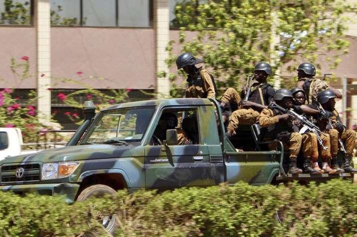 14 civilians killed in jihadist attack in Burkina Faso | AP Representational- India TV