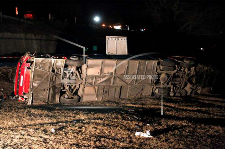 Bus hits dump truck in Bolivia, many reported dead   AP- India TV