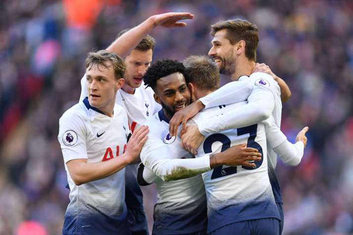 Tottenham beat Leicester City 3-1 at home- India TV