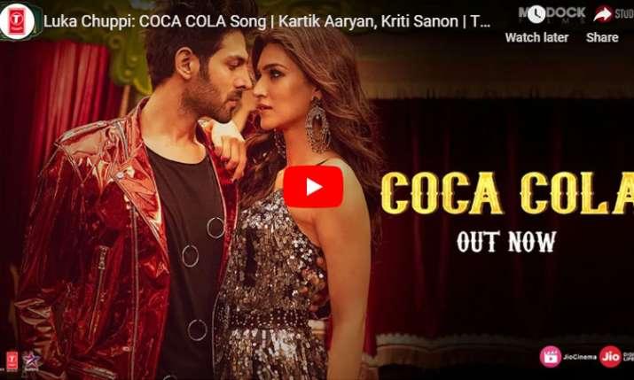 COCA COLA Song- India TV