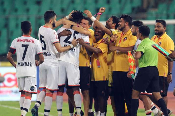 ISL-5: Goa to face Chennai on domestic ground- India TV