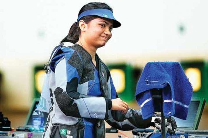 Shooting World Cup: अपूर्वी चंदेला ने विश्व रिकॉर्ड के साथ जीता स्वर्ण पदक- India TV