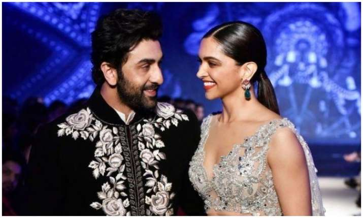 Ranbir kapoor and deepika padukone- India TV