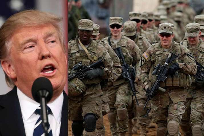 Sending US troops to Venezuela 'an option', says Donald Trump | AP File- India TV