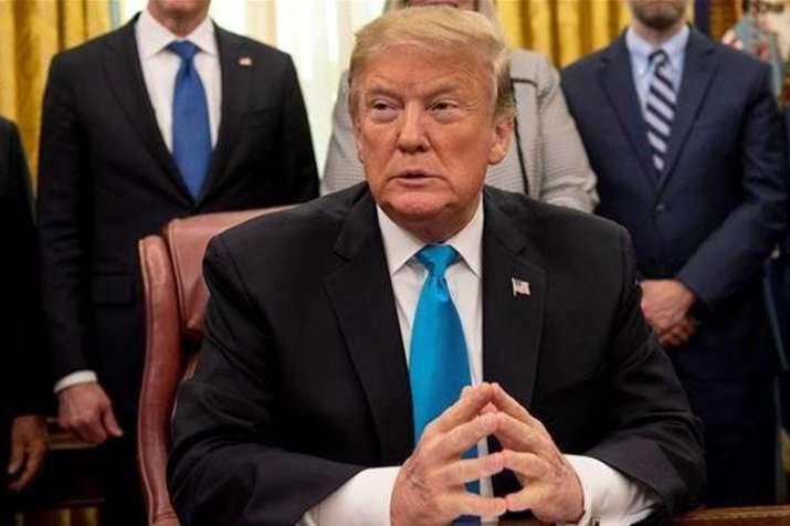 पुलवामा हमले पर अमेरिकी राष्ट्रपति ट्रंप का बयान, कहा-भारत बड़े एक्शन की तैयारी में है- India TV