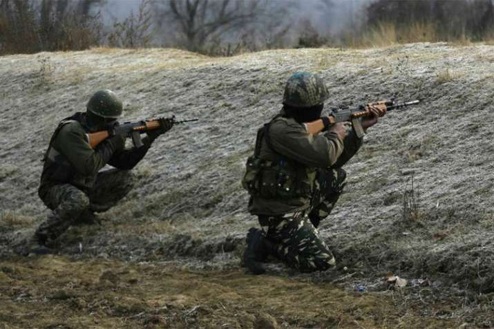 Two LeT terrorists killed in encounter with security forces at Budgam | PTI Representational- India TV