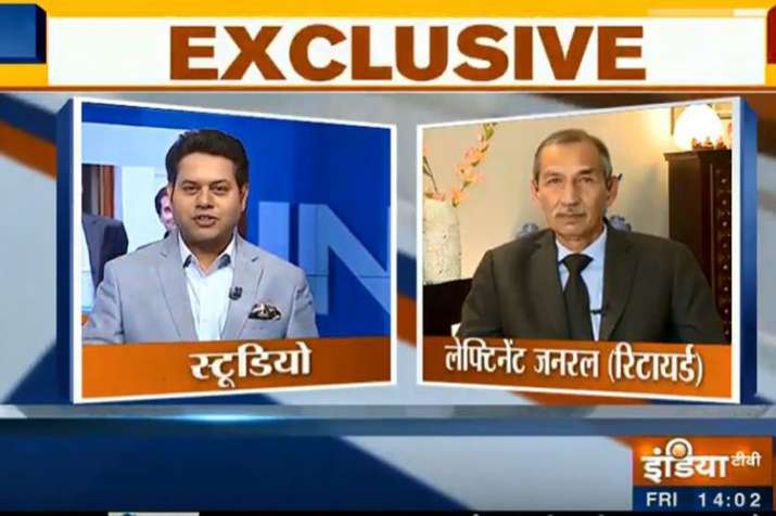 I dont see any harm if any retired army man joins politics, General Hooda told to India TV- India TV