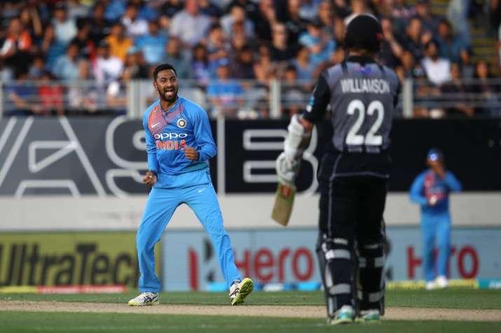 India vs New Zealand, 2nd T20I: कृणाल और रोहित ने भारत को सीरीज में बराबरी पर पहुंचाया - India TV