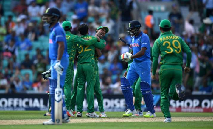 India vs Pakistan (File Photo)- India TV