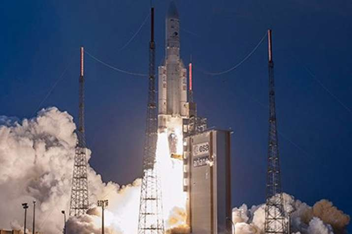 GSAT-31 launched from French Guiana to replace dying INSAT-4CR satellite- India TV