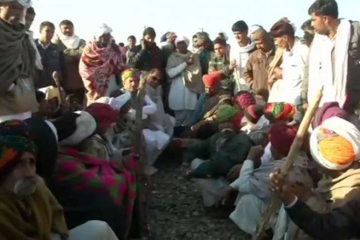 Gurjar Agitation- India TV