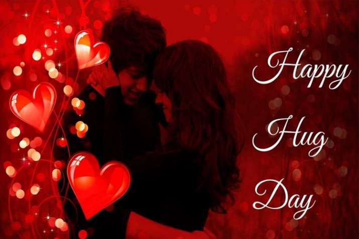 happy hug day- India TV