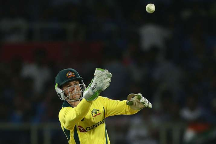 Peter Handscomb- India TV