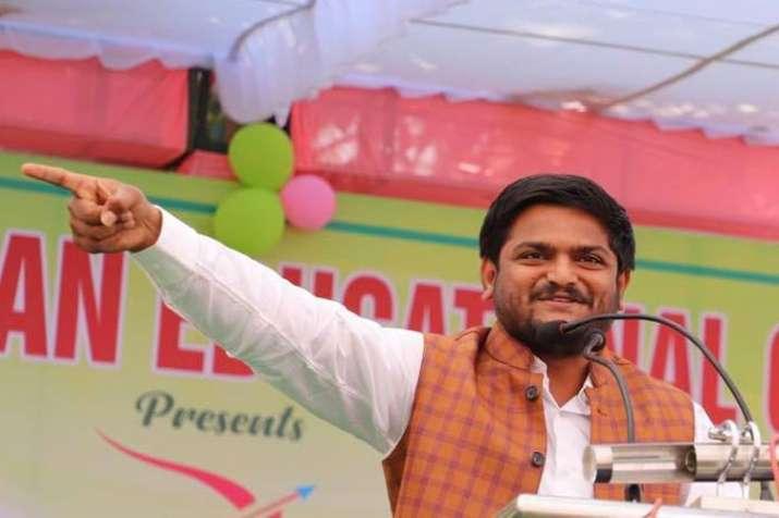 Hardik Patel likely to contest Lok Sabha polls | Facebook Photo- India TV