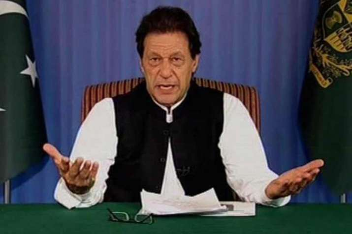 Imran Khan on Pulwama Attack- India TV