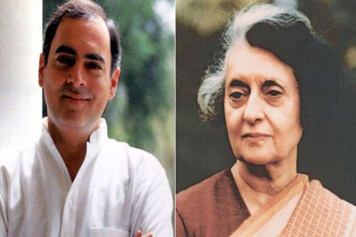 Chhattisgarh Government replaces Deendyal Upadhyaya name with Rajiv Gandhi and Indira Gandhi- India TV
