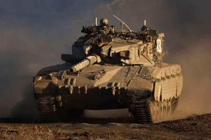 Israeli tank fire hits Syria, says state media | AP Representational- India TV