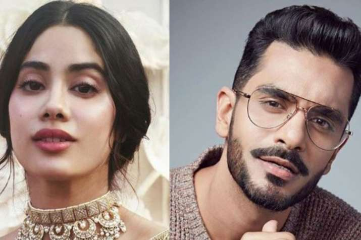 Angad Bedi to play Janhvi Kapoor brother's role in Gunjan Saxena biopic- India TV