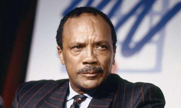 Quincy Jones- India TV