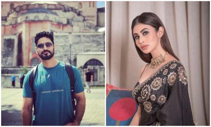 Mohit raina and mouni roy- India TV