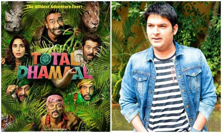 total dhamaal- India TV
