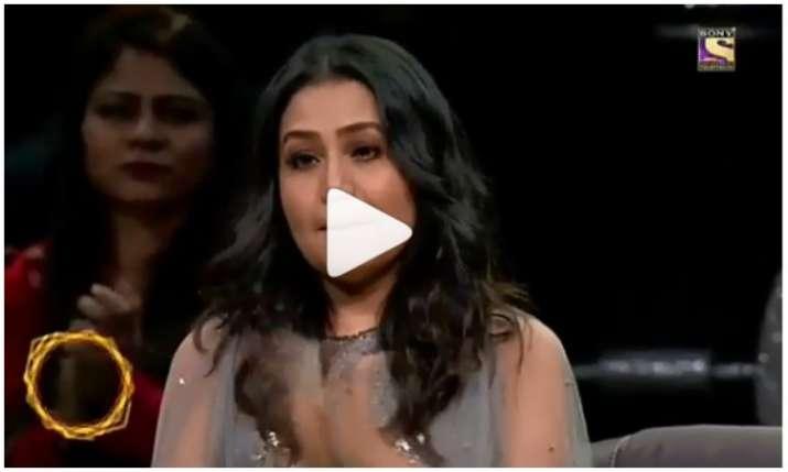 Neha kakkar- India TV