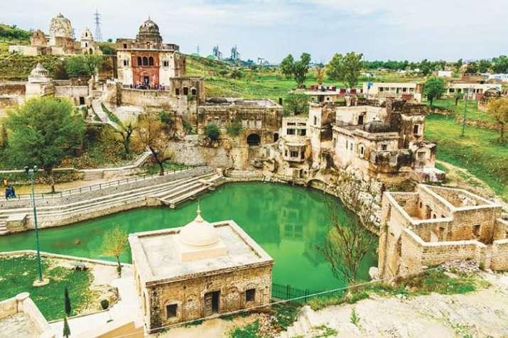 katas raj temple shiv temple- India TV