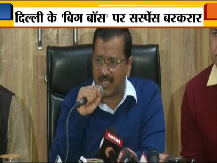 Arvind Kejriwal's Statement on Supreme Court Verdict- India TV
